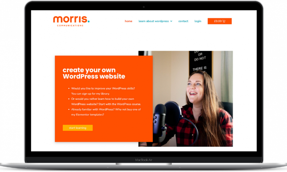 Morris Communications Academy
